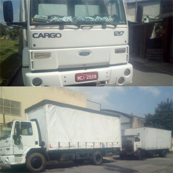 Ford Cargo 1215 Manual