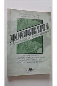 Monografia E Apresentação De Trabalho Ci Domingos Parra Fil