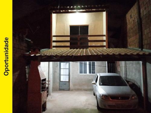 Sobrado À Venda No Jardim Grajaú, Itapeva - Sp - Ca00745 - 69033830