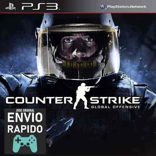 Counter Strike Cs Go Global Offensive Jogos Ps3 Original