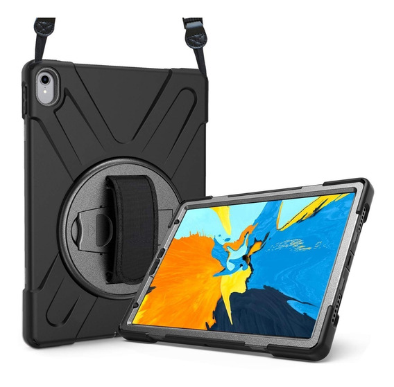 Capa iPad Pro 11 | Skudo Strap + Película Vidro Mocolo