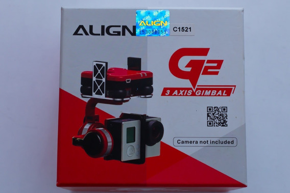 Gimbal Align G2 - 3 Axis P Gopro