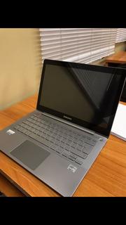 Notebook Ultrabook Intel Core I5 Touch
