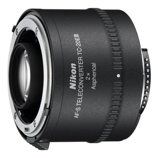 Nikon Teleconvertidor Tc20e Ill
