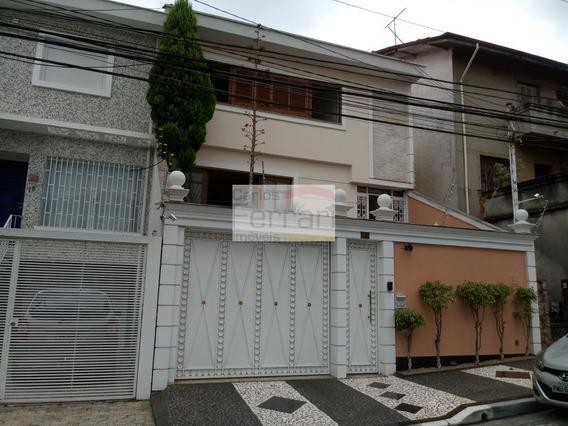 Sobrado No Jardim São Paulo Com 321m² - Cf4198