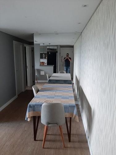 Imagem 1 de 15 de Apartamento Em Centro  -  Diadema - 2121