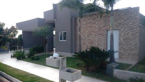 Casa À Venda No Bairro Condomínio Golden Park Residence  - Mirassol/sp - 2020648