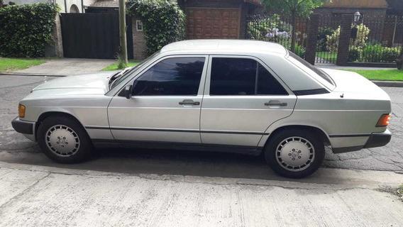 Mercedes-benz 190e 1985 2.3l M/b Estado