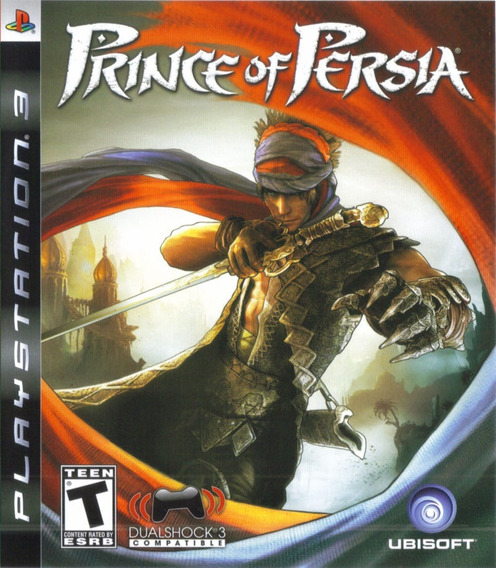 Jogo Prince Of Persia 2008 Ps3 Playstation 3 Pronta Entrega