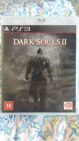 Dark Souls 2 - Mídia Fisica -ps3