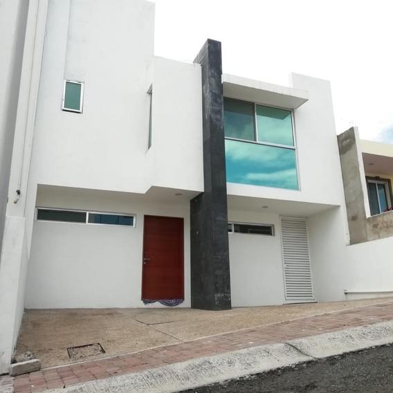Casa En Renta Punta Esmeralda Queretaro Rcr200812-jg