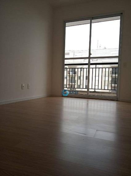 Apartamento Com 2 Dormitórios À Venda, 50 M² Por R$ 303.000 - Jardim Caboré - São Paulo/sp - Ap6129