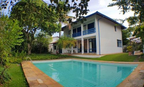 Imagem 1 de 27 de Casa Com 4 Dormitórios À Venda, 375 M² Por R$ 1.100.000,00 - Cidade Universitária Ii - Campinas/sp - Ca1532