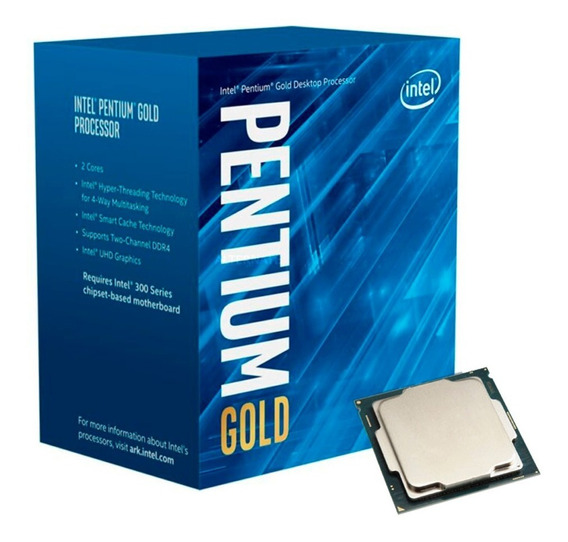 Micro Procesador Intel Pentium Gold G5420 Ddr4 3.80ghz Pc