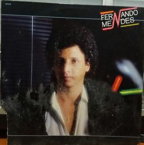 Fernando Mendes Entre A Cruz E A Paixão ...1986(lp Zerado)