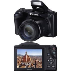 Câmera Semi Profissional Canon Powershot Sx 400is