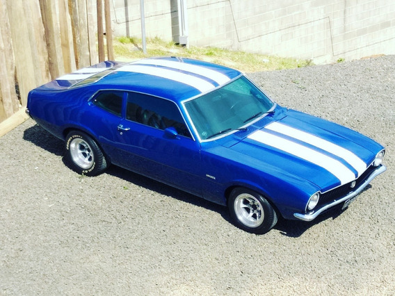 Maverick V8 302 Garage Carangas Newcar