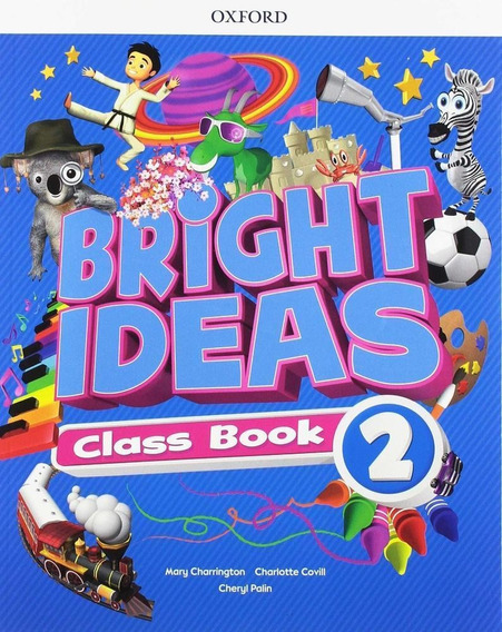 Bright Ideas 2 - Class Book With App