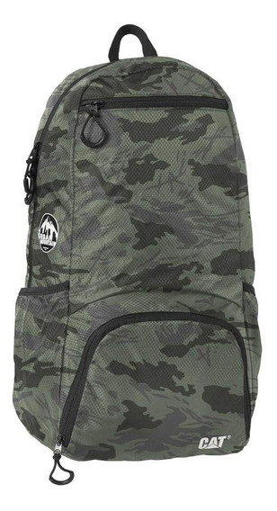 Mochila Caterpillar Foldable Backpack Camo A83604398