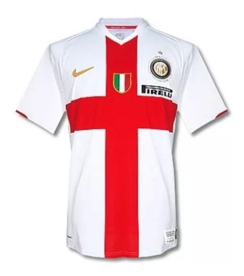Camisa Inter De Milão 2008 Original Nova Pronta Entrega