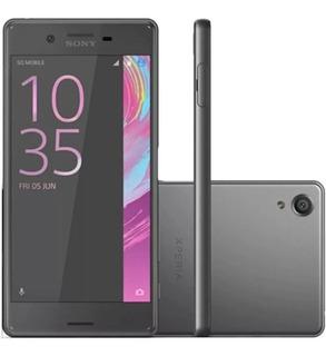 Celular Sony Xperia X F5122 Dual 64gb - Novo Promoção