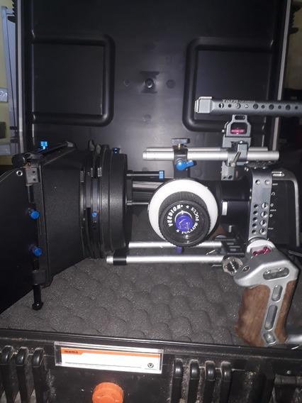 Câmera Blackmagic Production Cinema 4k