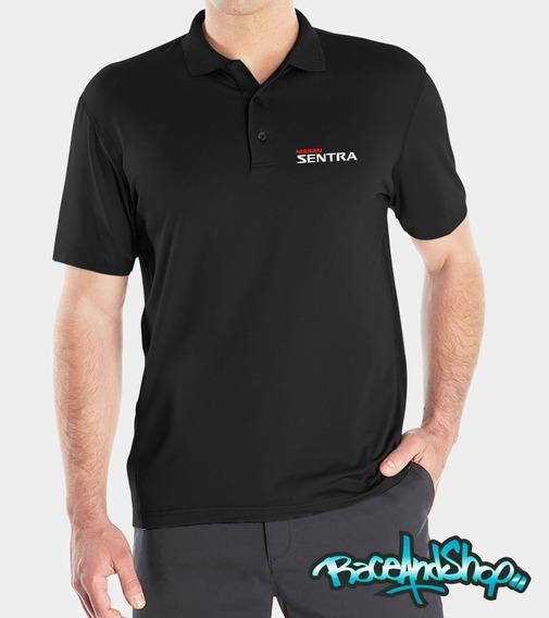 Playera Polo Premium Nissan Sentra R&s