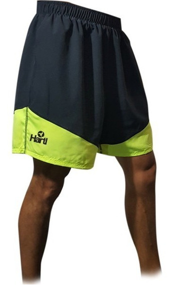 Id282 Short Pantalon Corto Hartl Hombre C/ Bolsillos