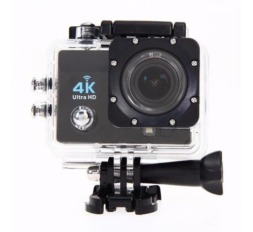 Cámara Deportiva 1080 P Camera 4 K Wifi Ultra Hd + Envió