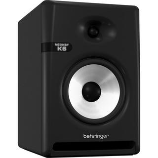 Monitores De Estudio Behringer Nekkst K6 100w 6 Pulg