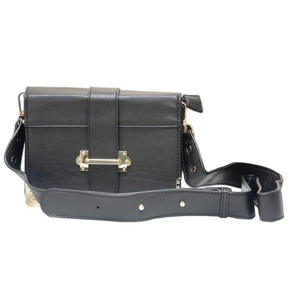 Bolsa Feminina Shoulder Bag Alça Longa E Larga