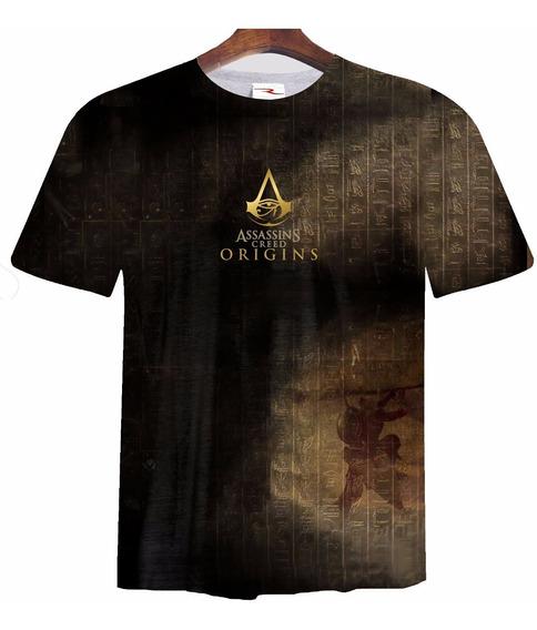 Remera Assassins Creed Origins Ranwey Pr092