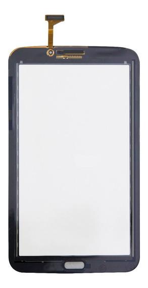 Tela Touch Samsung Galaxy Tablet T210 Preta Tab 3 Lite