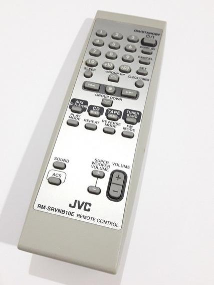 Controle Remoto Jvc Som Rm-srvnb10e