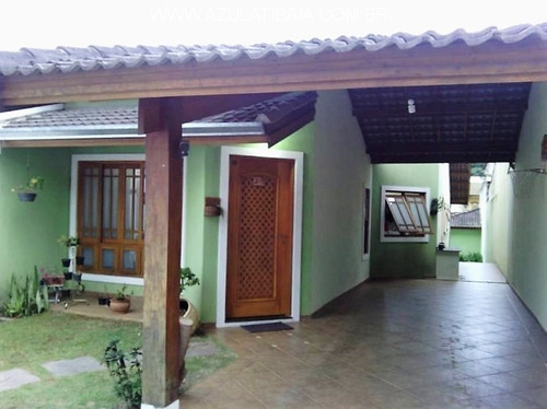 Imagem 1 de 19 de Casa No Jardim Paulista, Atibaia - Ca01276 - 69377101