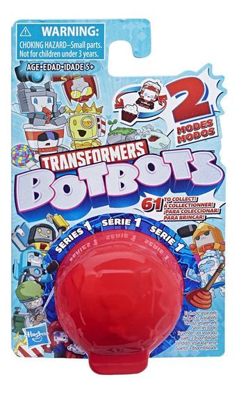 Mini Figura De Ação Surpresa - Transformers - Botbots - Hasb