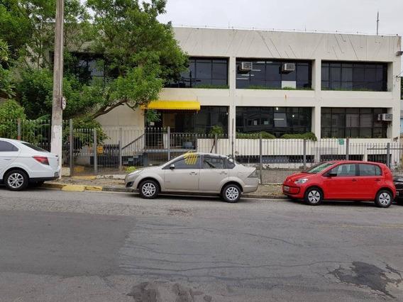 Galpão Venda Total Ou Locação Parcial Área Construída Total De 3.368 M² E 4.155 M² Terreno - Planalto - São Bernardo Do Campo/sp - Ga0237