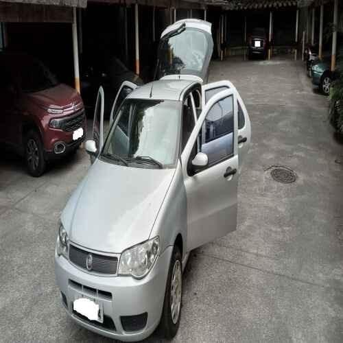 Fiat Palio Economy Completo Com Airbag E Abs De Fabrica!