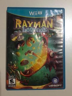 Rayman Legends Nintendo Wii U Cd
