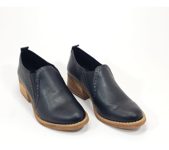 Zapatos Mocasines Dama Moda Invierno 2020 Savage Mia 98
