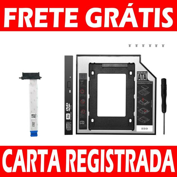 Cabo Segundo Hd Drive Dvd Dell Series Nbx0001qu00 + Caddy