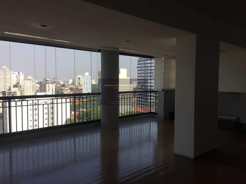 Imagem 1 de 14 de Apartamento Com 3 Suítes, São Paulo - R$ 3.5 Mi, Cod: 186 - V186