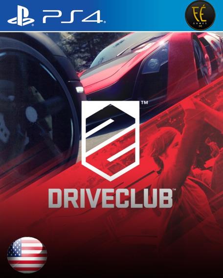 Driveclub Ps4 Promoção