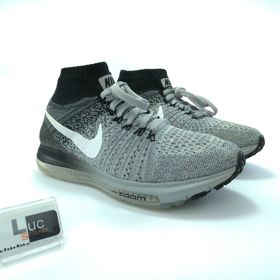 Tênis Nike Zoom All Out Flyknit Pequeno Original