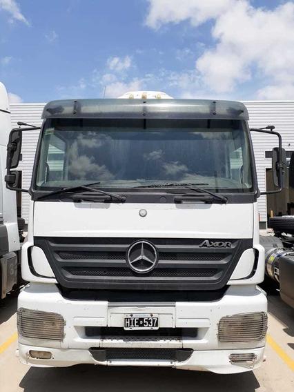 Mercedes Benz Tractor Axor 2036 2016