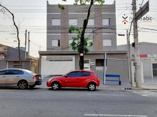 Imagem 1 de 10 de Apartamento À Venda, 44 M² Por R$ 283.000,00 - Jardim Utinga - Santo André/sp - Ap2807