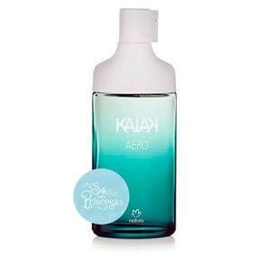 Perfume Kaiak Aero Natura - Só Para Princesas