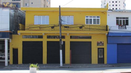 Imagem 1 de 4 de Casa Para Locação Em Centro  -  Osasco - 42148