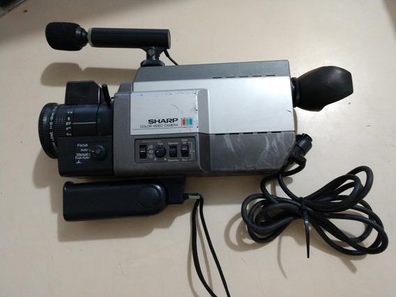 Câmera Sharp Qc-70