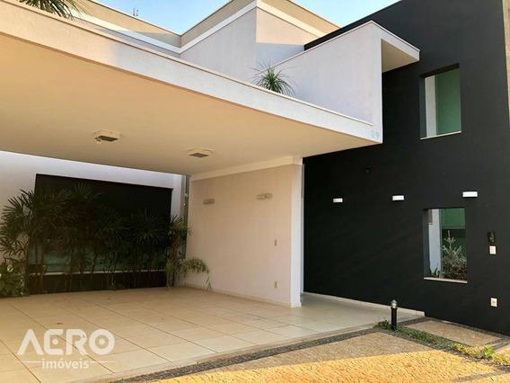 Casa Residencial À Venda, Spazio Verde, Bauru. - Ca1333
